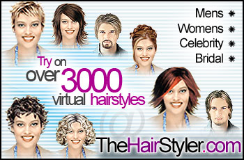 virtual hairstyling free demo